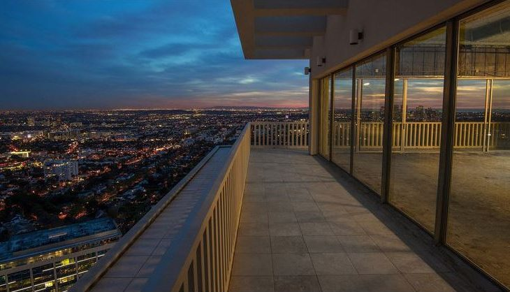 Billionaire Evan Metropoulos Looking to Sell Unfinished West Hollywood Penthouse for $58M