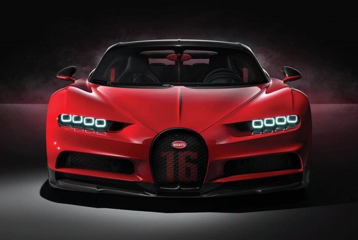Bugatti's $3.3M Chiron Sport Sublimates the Hypercar Statement Into an Ethereal Manifestation of Itself