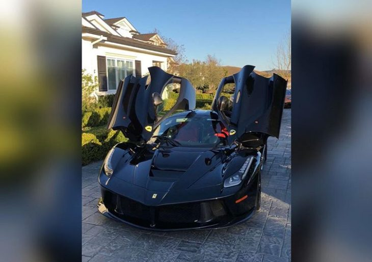 Drake and Kylie Jenner Just Got LaFerrari Hypercars