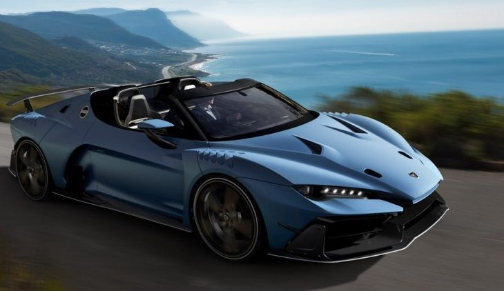 Sold-Out Italdesign 'Zerouno Duerta' Hypercar Limited to Five Examples