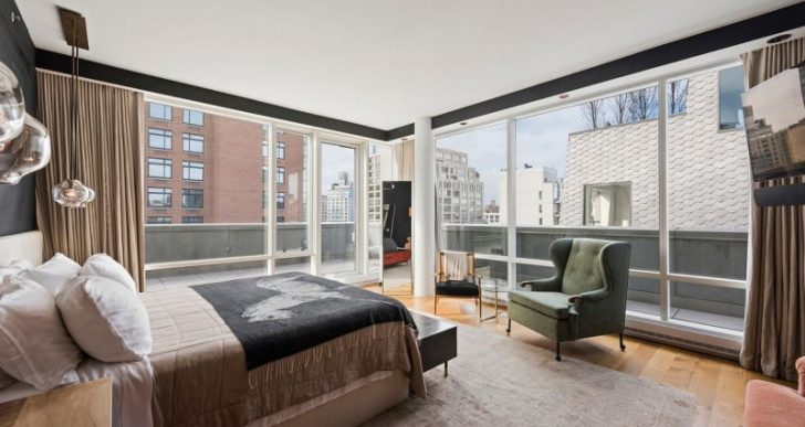 Justin Timberlake and Jessica Biel Offload Manhattan Penthouse After Upgrading to $20M Unit
