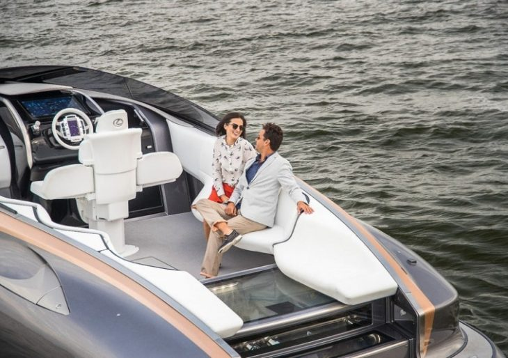 Lexus Sport Yacht in the Works, Will Arrive Later This Year