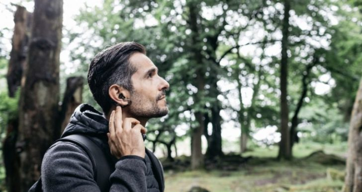 Sony Xperia Ear Duo Earphones Let You Hear the World Around You