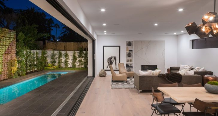 Croft Residence in L.A. by AUX Architecture