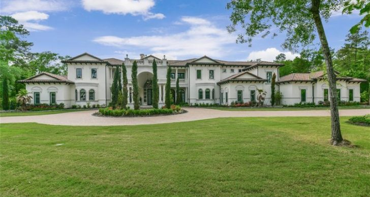 Houston Rockets Star Chris Paul Looking to Sell Stately Texas Mansion for $7M