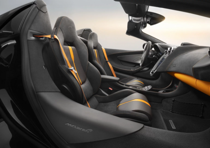 McLaren 570S Spider Offered in Carefully Curated 'Design Editions'