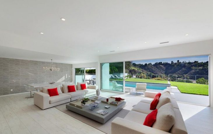 Milla Jovovich and Paul W.S. Anderson Flipping Beverly Hills Property for $4.5M