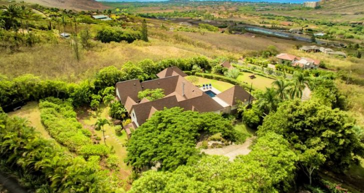 Nicole Scherzinger Takes $1.35M for Hawaii Home
