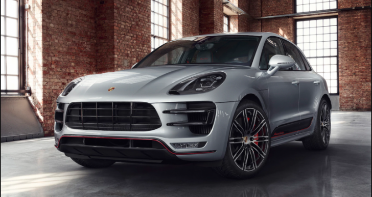 Porsche Macan Turbo Exclusive Performance Edition Unveiled