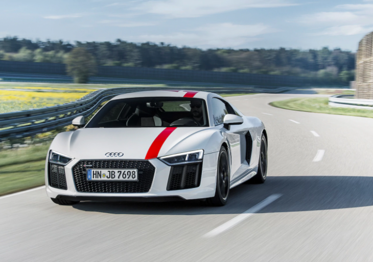 Rear-Wheel Drive Audi R8 RWS to Launch Later This Year Starting at $140K