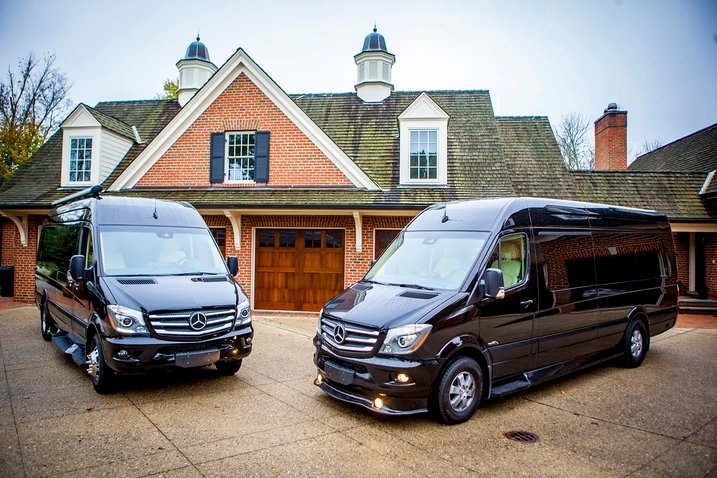 Top-Tier Sensibilities Shift Away From Clumsy Limousine Flash in Favor of Luxurious, Liberating Mercedes-Benz Sprinters
