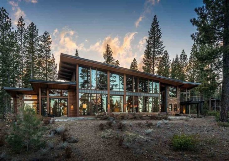 Apple Executive Eddy Cue Lists Gorgeous Lake Tahoe Spread for $11.9M