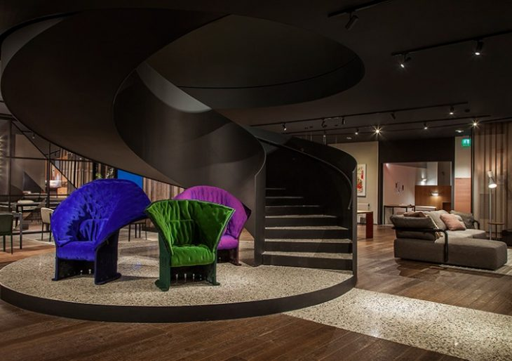 Cassina's Latest Collection Unveiled During Milan Design Week