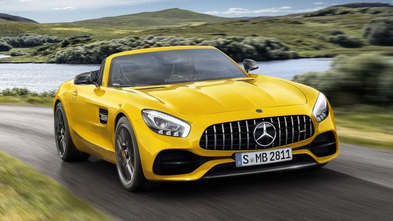 Mercedes Amg Expands Roadster Lineup With Gt S American
