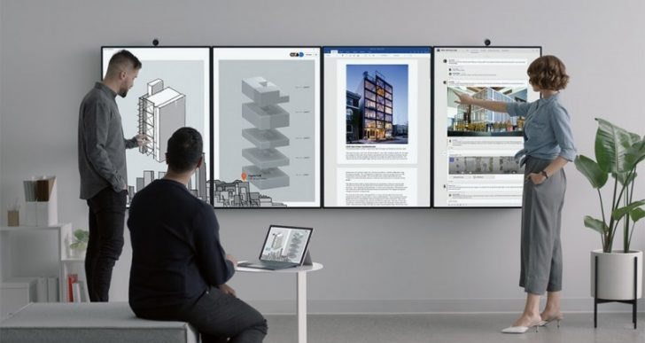 Microsoft Continues to Bet on the Future of the Office With the Surface Hub 2