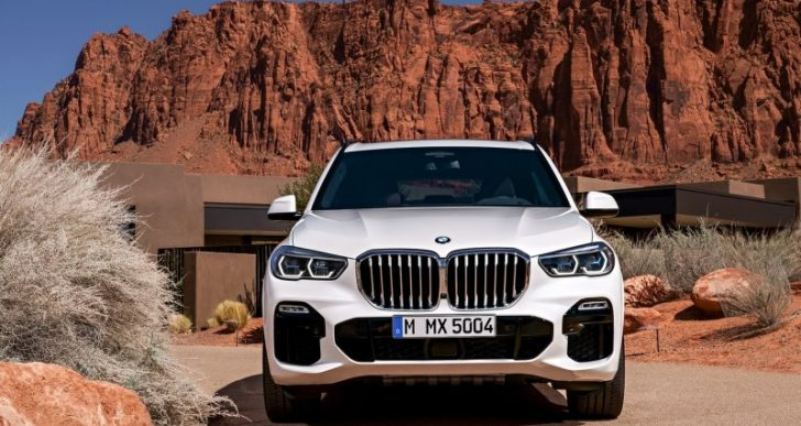 With 2019 Model, BMW X5 Evolves Into an Irresistible Proposition