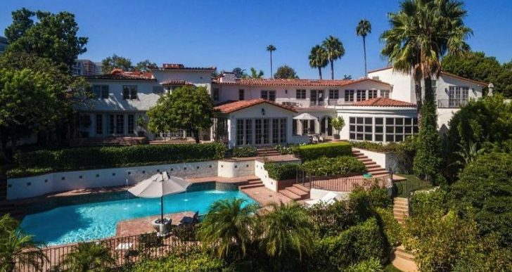 Anders Eisner, Son of Billionaire Michael Eisner, Sets Little Holmby Record With $12.8M Sale