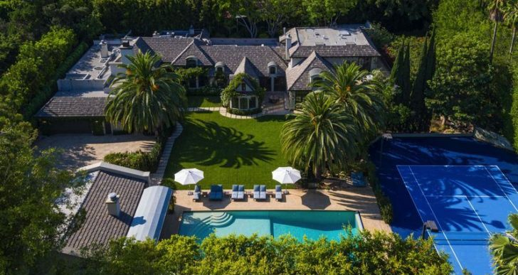 Billionaire Russell Weiner Drops the Ask on Beverly Hills Manse From $49M to $35M