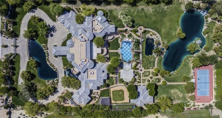 Coco Crisp Offering Sprawling California Oasis for $9.5M