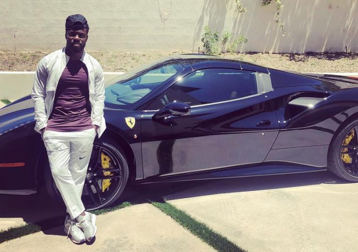 Comedian Kevin Hart Treats Himself to a Ferrari 488 for His 39th Birthday