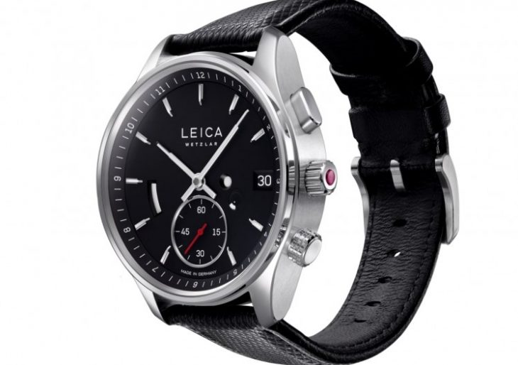 Leica Dives Into Horology With Clever L1 and L2 Models