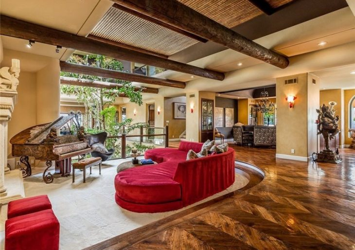 Rock Legend Tommy Lee Lists Calabasas Home for $4.7M—$1.2M Less Than He Paid for It