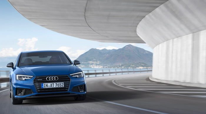 2019 Audi A4 Serves Up Minor Design Refresh, Competition Package