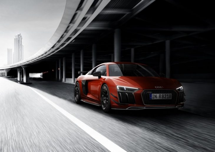 Audi R8 V10 Plus Sport Performance Parts Limited to 44 Examples