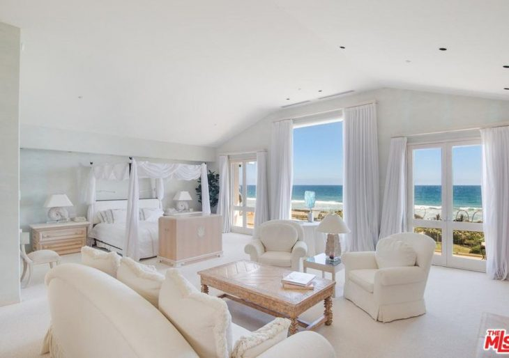 Barbara Sinatra's Beachfront Malibu Home Available for $110K/Month