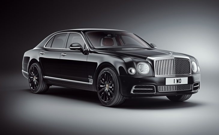 Bentley Marks 100th Anniversary With Mulsanne W.O. Edition by Mulliner
