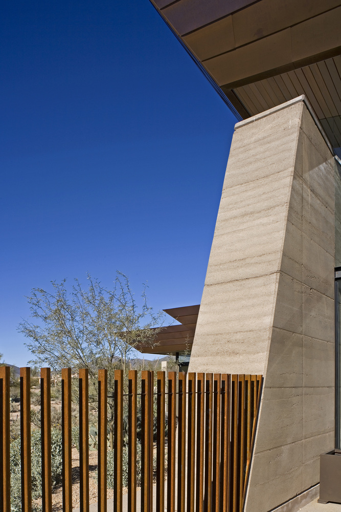 Desert Wing In Arizona By Kendle Design Collaborative