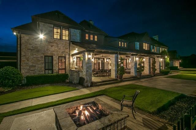 Glenn Beck Lists Texas Manse With Extensive Security For