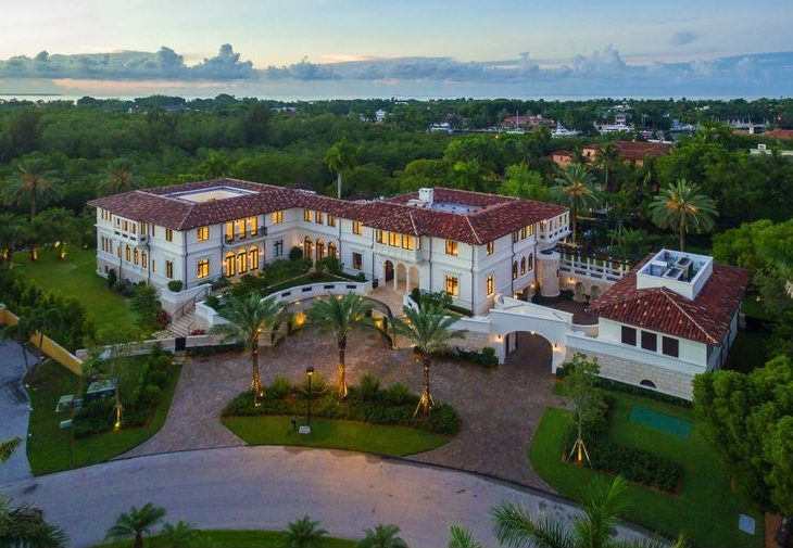 Marc Anthony Purchases Stately South Florida Spread for $19M