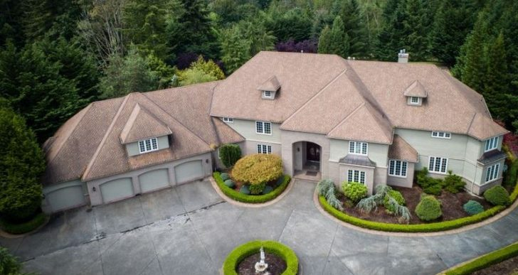 NBA All-Star Shawn Kemp Lists Seattle Mansion for $3.7M