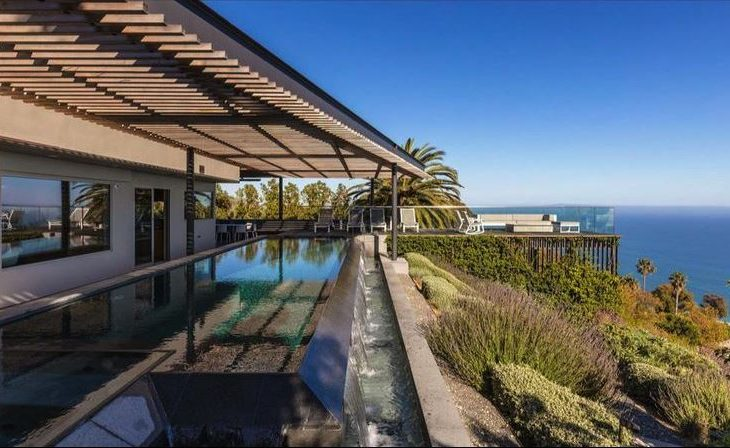 Olympic Gold Medalist Michael Johnson Buys Malibu Oceanfront Home for $5.8M