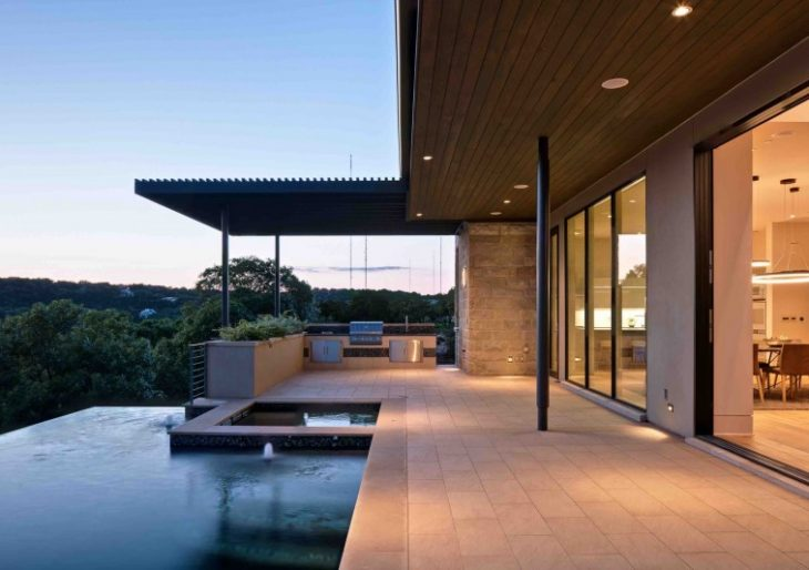 Piedra Toro House in Texas by Forge Craft Architecture