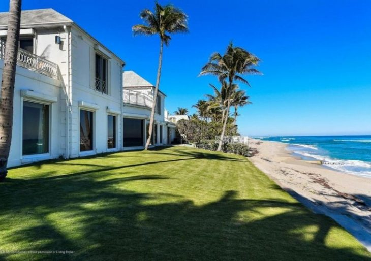 President Donald Trump's Eldest Sons Seek $100K/Month for Palm Beach Home Purchased From Aunt Maryanne