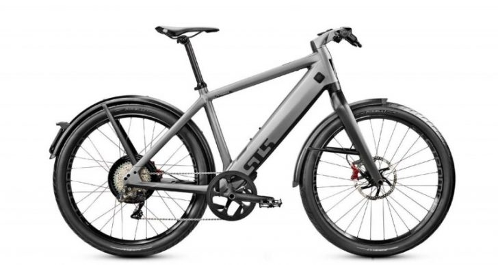 Stromer's $10K ST5 E-Bike Doesn't Cut Any Corners
