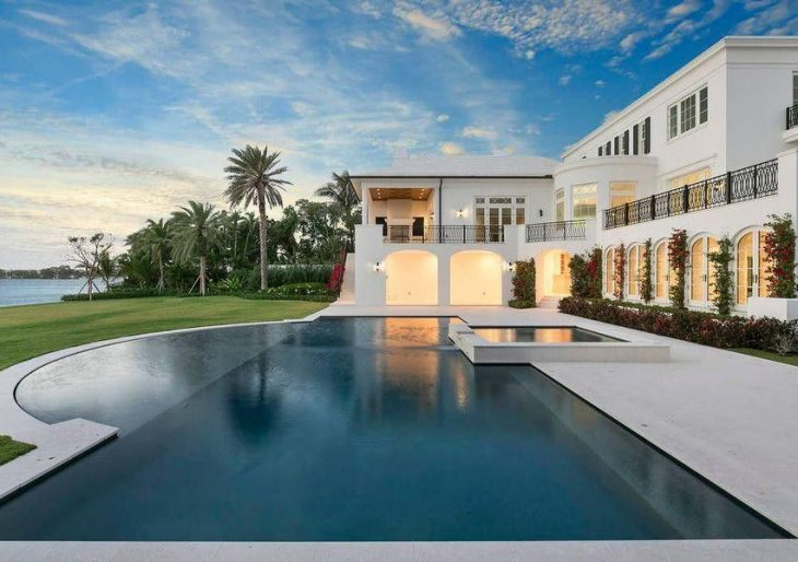 Vitamin Tycoon Keith Frankel Asking $61.5M for Gorgeous New Build in Palm Beach