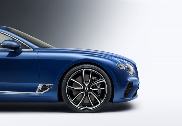 2019 Bentley Models Stand Out With Centenary Specification Accents