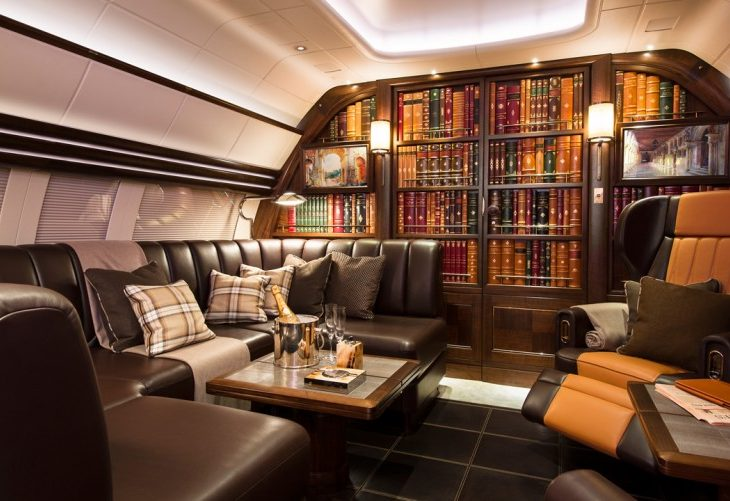 A private Jet That Feels Like Home? Winch Design Can Make it Happen