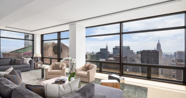Apartment Directly Below President Donald Trump at Trump Tower on the Market for $24.5M