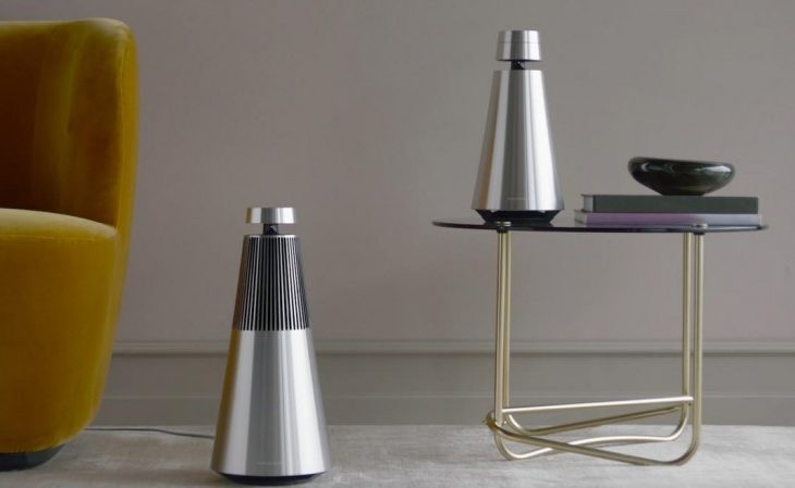 Bang & Olufsen Beosound 1 and 2 Speakers Feature 360-Degree Sound, Built-in Google Assistant