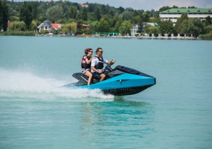 Here Come the Electric Jet Skis