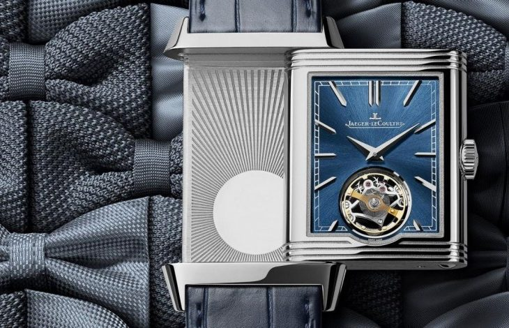 Jaeger-LeCoultre Marks Anniversary With Exclusive Reverso Model