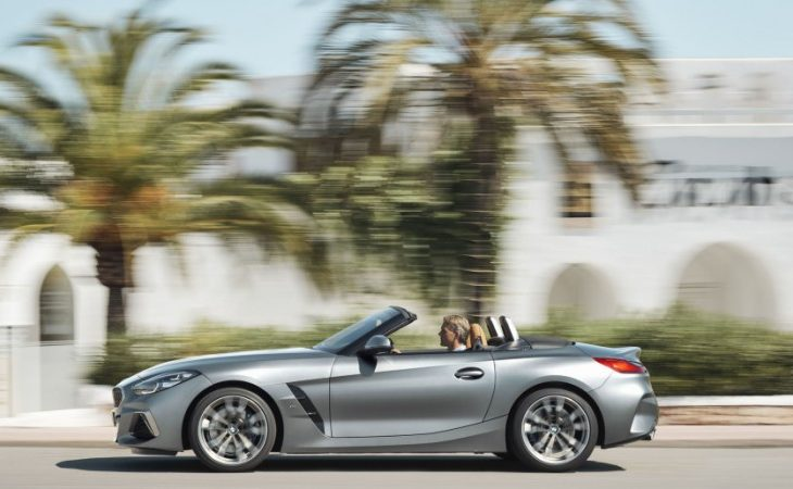 2019 BMW Z4 sDrive30i Roadster and 2020 BMW Z4 M40i Roadster Are Officially on the Way