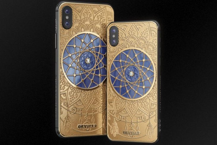 Caviar Releases Collection of iPhone Xs and Xs Max Centered Around Talismans and Amulets