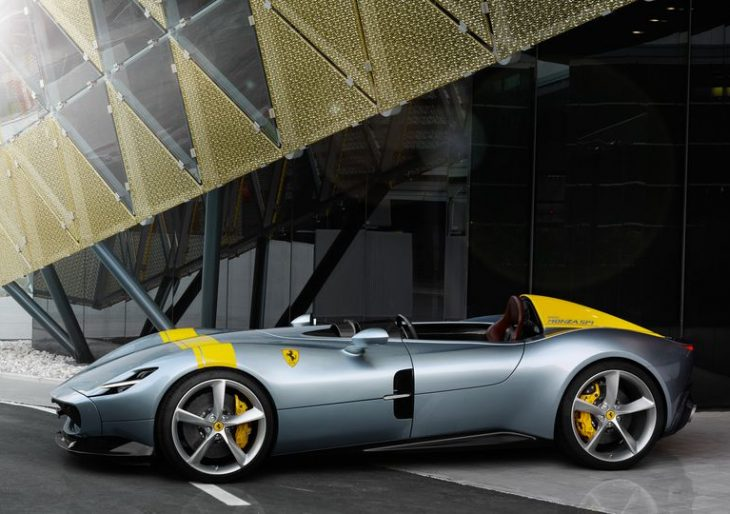 Ferrari Monza SP1 and SP2 Turn Up the Wow Factor