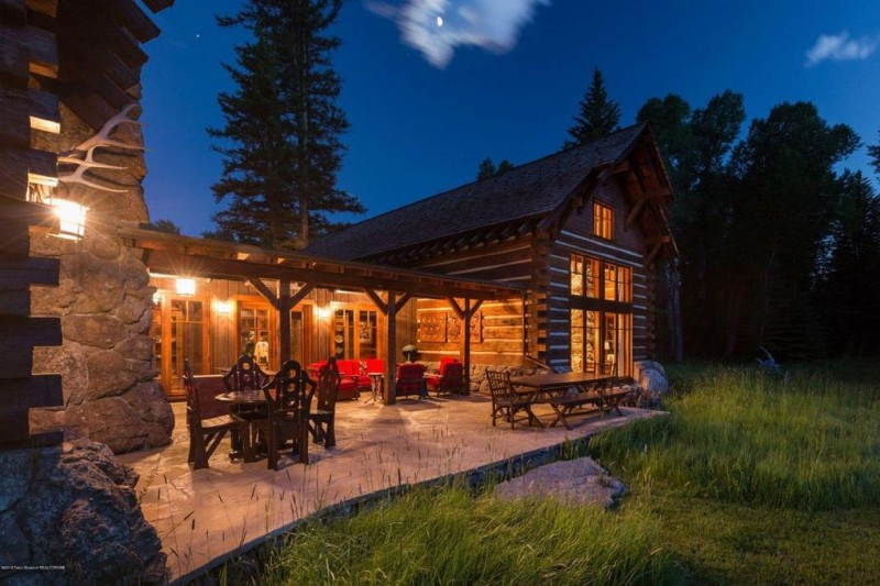 Wyoming S Most Expensive Home On The Market Is This