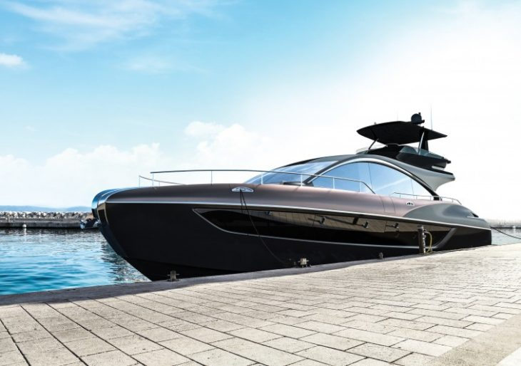 Lexus Serves Up Another Fine Yacht With LY 650 Model
